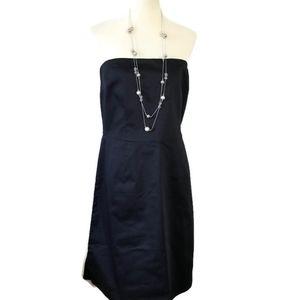Old Navy Black Size 14 Strapless Dress